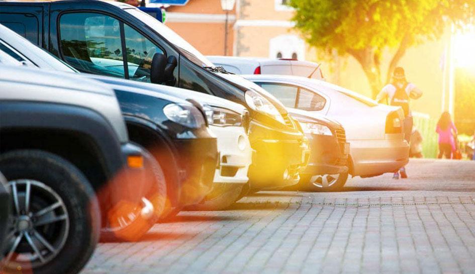 parking in yerevan
