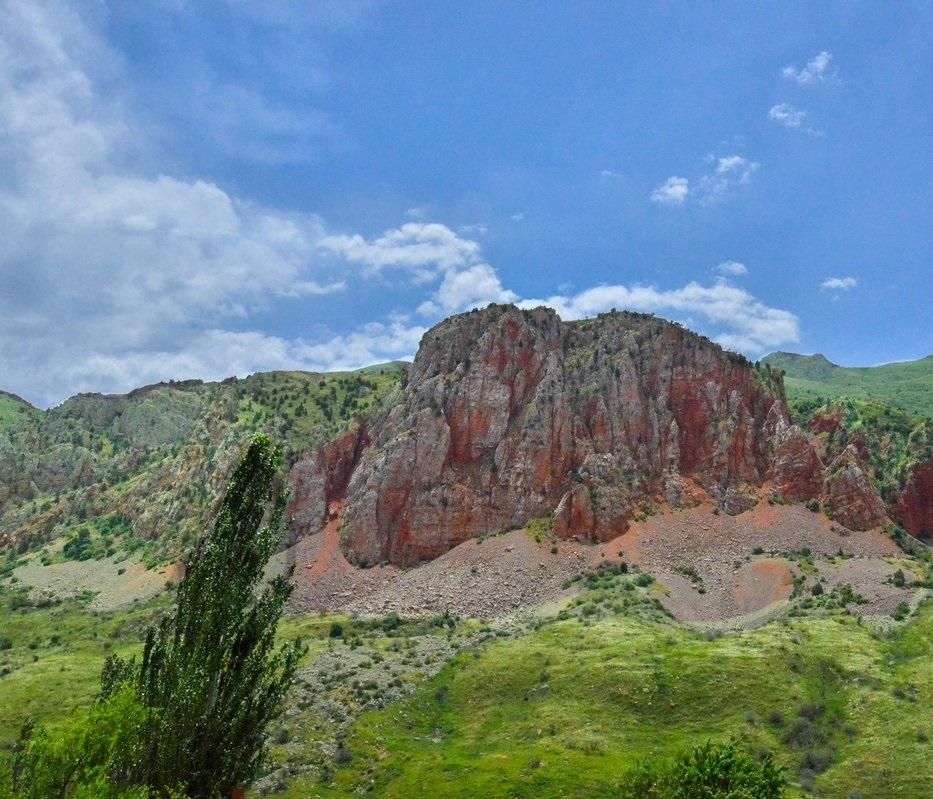 road trip in armenia