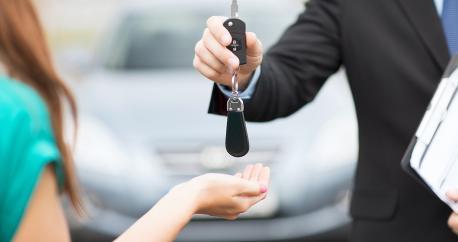 rent a car abroad