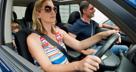 renting or buying a family car