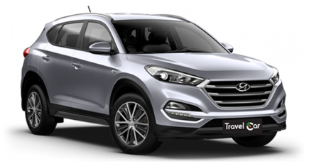 rent hyundai tucson in yerevan, armenia