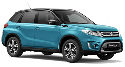 rent suzuki vitara in armenia