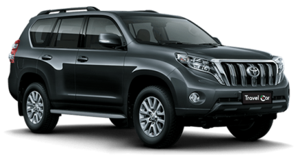 toyota prado rent car