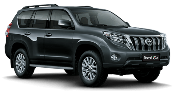 rent a car in yerevan toyota prado